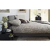 Heritage Blenheim Percale Double Quilt Set Multi Coloured