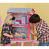 Plum®  Camden Court Childrens™ Wooden Dolls House with Accessories