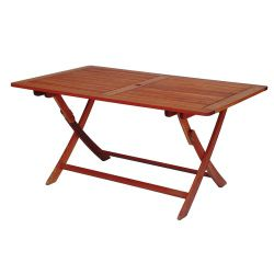 Alexander Rose Karri Traditional Folding Table