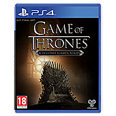 Game of Thrones Season 1 PS4