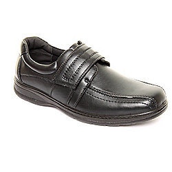 Caravelle Mens Black Umbria Casual Shoes