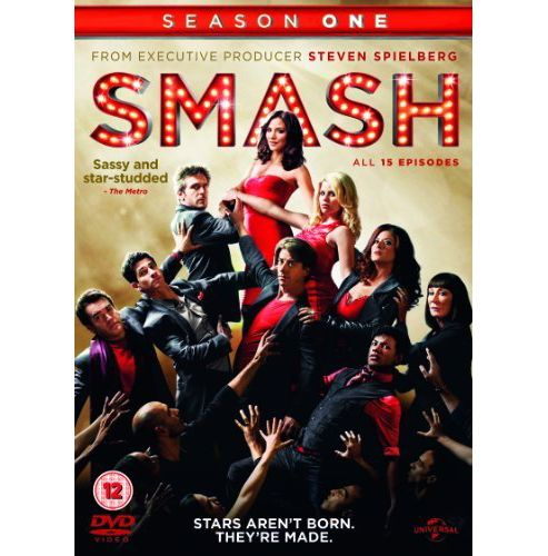Smash Series 1 (DVD Boxset)