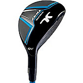 John Letters Mens TR47 Hybrid Clubs (Senior) Flex O Loft 4 Iron Replacement (22 Deg.)