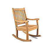 Premier Teak Rocking Chair