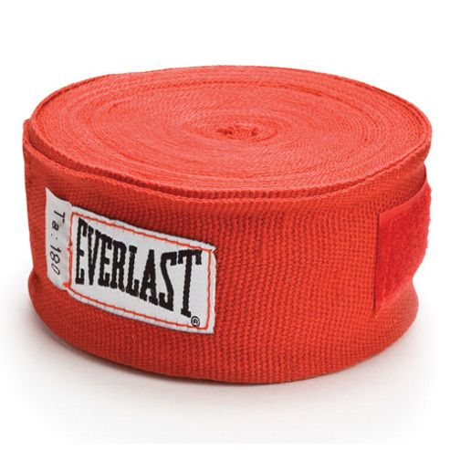 Everlast 180 Hand Wraps - Red