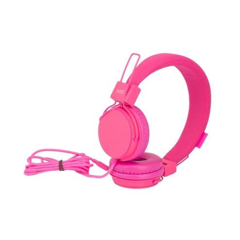 MiTEC i-Can Headphones Pink