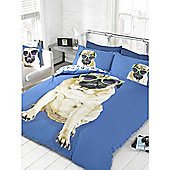 Rapport Urban Unique Blue Percy Duvet Cover Set - Single