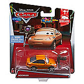 Disney Pixar Cars Diecast Hooman with Camera