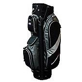 Prosimmon 14 Way Divider Golf Trolley Bag Silver
