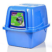 Van Ness Hooded Sifting Cat Litter Tray + Filter (Large)