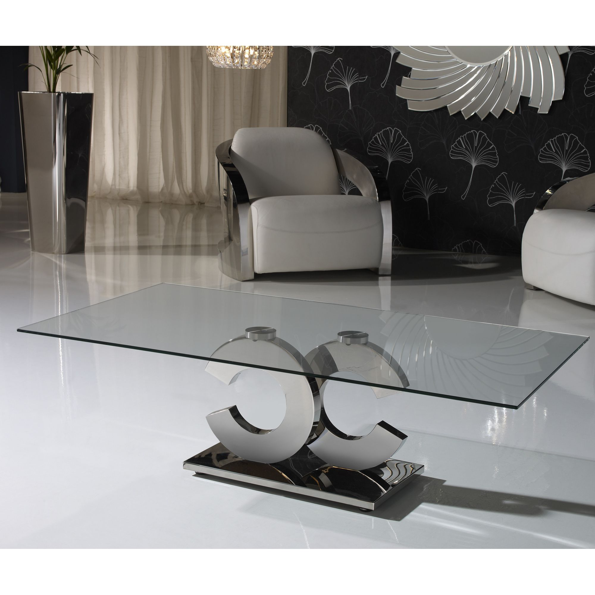 Schuller Calima Rectangular Coffee Table at Tesco Direct