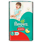 Pampers Baby Dry Pants Size 5 Essential 36