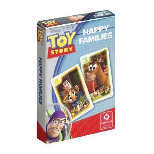 Toy Story - Happy Families Display Cards - Cartamundi