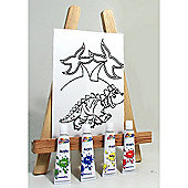 Grafix Junior Art Easel Set