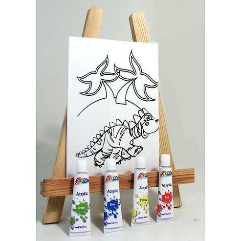 Grafix Junior Art Easel Set