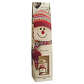 Wax Lyrical Snowman Reed Diffuser 100ml