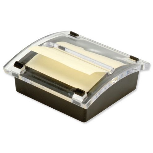 5 Star Re-Move Concertina Note Dispenser Acrylic-topped for 76x76mm Notes Ref 57422