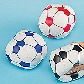 Mini Soft Footballs -Pack of 3 father's day kids