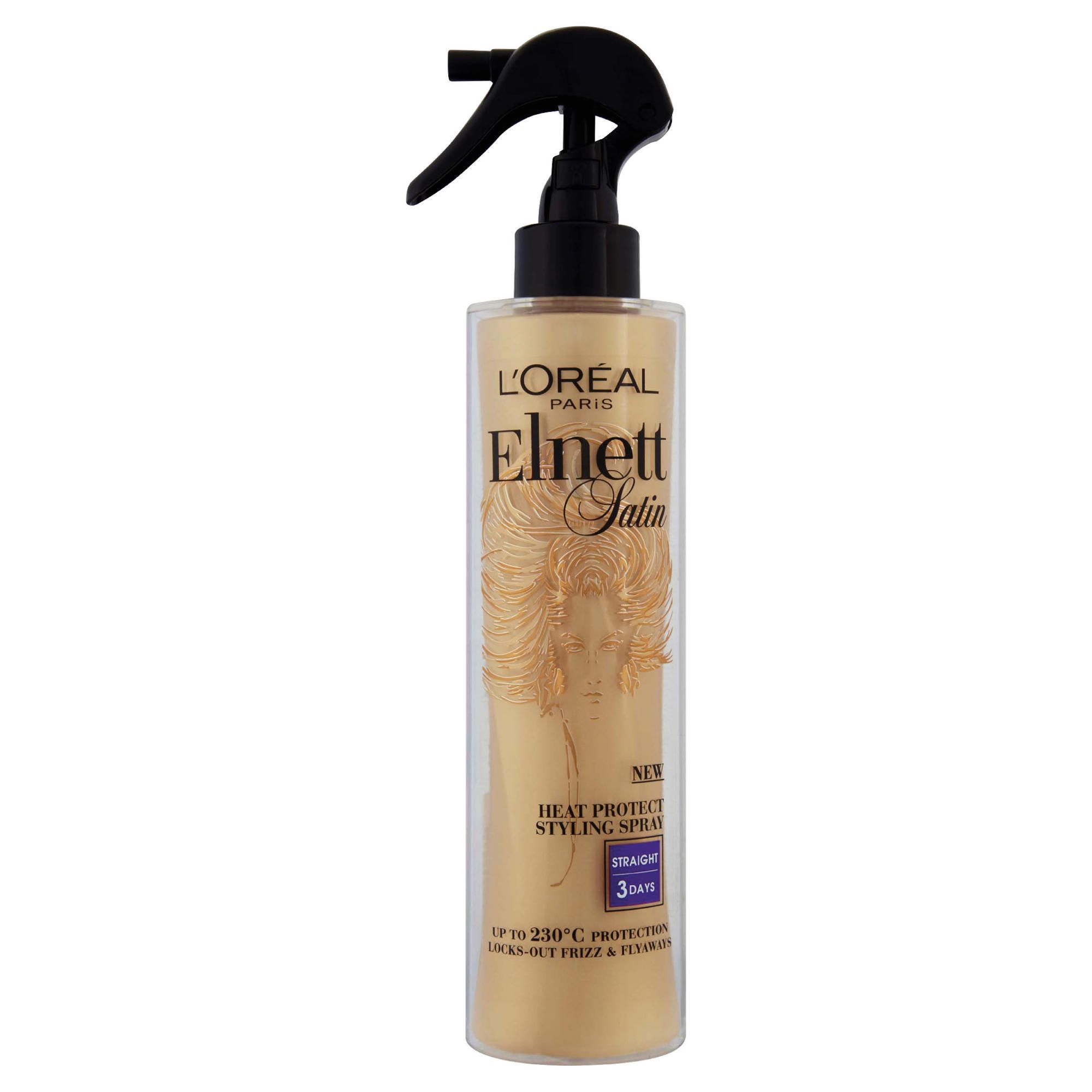 Elnett Heat Protect Spray 180ml Sleek