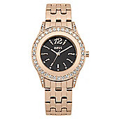 Oasis Ladies Crystal Set Watch - B1213