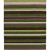 Oriental Carpets & Rugs Hong Kong 2022 Green Rug - Runner 65cm x 225cm