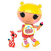 MGA Entertainment Lalaloopsy Littles Scribbles Splash Doll