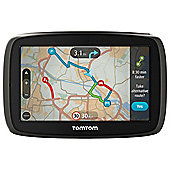 "TomTom GO 40 4.3"" Sat Nav with Lifetime Western Europe Maps & Lifetime Traffic updates"