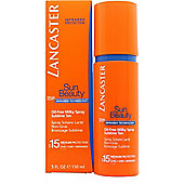 Lancaster Sun Beauty Care Oil Free Milky Spray SPF15 150ml