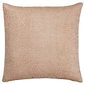 Texture Chenille Cushion Large, Natural