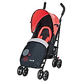 Safety 1st Slim Buggy (Black & Red)