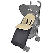 Footmuff For Mountain Buggy Duo/Duet/One/Jungle/Swift Sand