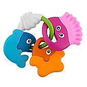 Chicco Baby Senses Teether (Sea Creatures)