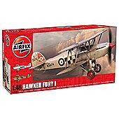 1:48 - Hawker Fury I - Airfix