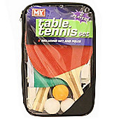 M.Y Table Tennis Set In Storage Bag