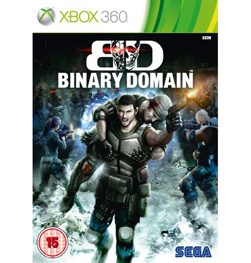 Binary Domain (Xbox 360)