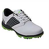 Woodworm Player 2.0 Golf Leather Shoes - Green