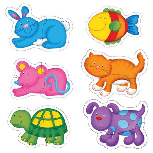 Galt Toys Baby Puzzles Pet