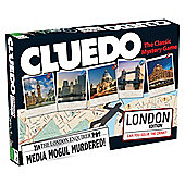 Cluedo London Edition