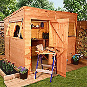BillyOh 5000 8 x 6 Tongue & Groove Pent Shed