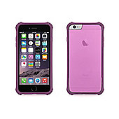 Griffin Survivor Core Ultra-Thin Case for iPhone 6 Plus - Purple/Clear