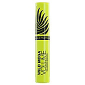 Max Factor Wild Mega Volume Mascara - Black 11ml