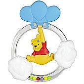 Tomy Winnie the Pooh Teething Rattle - Pooh
