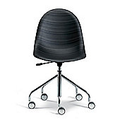 Plank Luna Swivel Chair - Beech