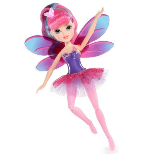 Mga Entertainment Moxie Girlz Twinkle Bright Fairies Doll Avery