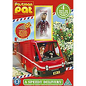 Postman Pat Sds: A Speedy Delivery (With Figurine) DVD