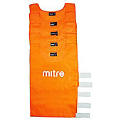 Mitre 5 Pack High-Vis Bibs