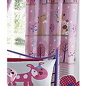 Pooch Curtains 72s - Multi