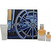 Hermes Jour d'Hermes Absolu Gift Set 50ml EDP Refill + 30ml Body Lotion + 7.5ml EDP Purse Spray For Women