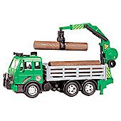 Heavy City Truck Logging Truck