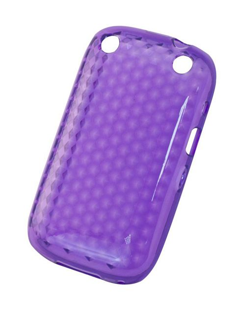 Tortoise™ Soft Gel Case BlackBerry? Curve? 9320 Clear